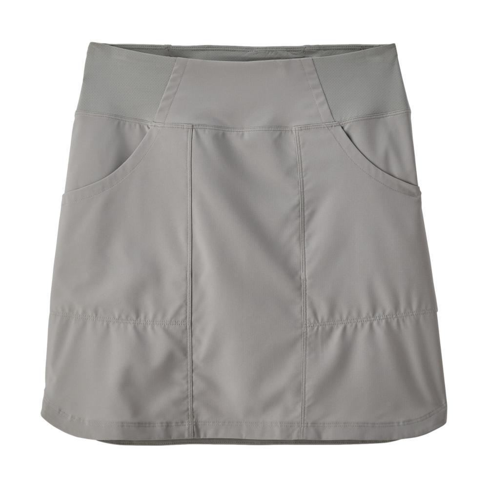 Patagonia Women's Tech Skort GREY_DFTG