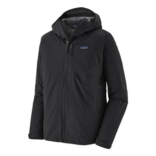 Patagonia Men's Rainshadow Jacket Black_blk