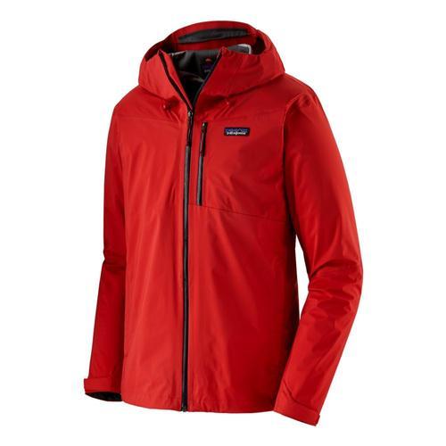Patagonia Men's Rainshadow Jacket Fire_fre