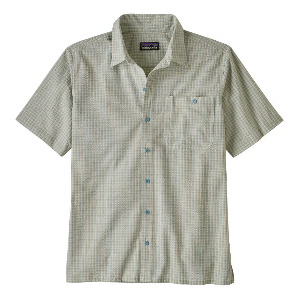 Patagonia Men's Puckerware Shirt PEBWHITE_PBWH