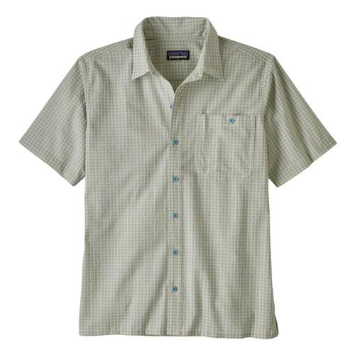 Patagonia Men's Puckerware Shirt Pebwhite_pbwh