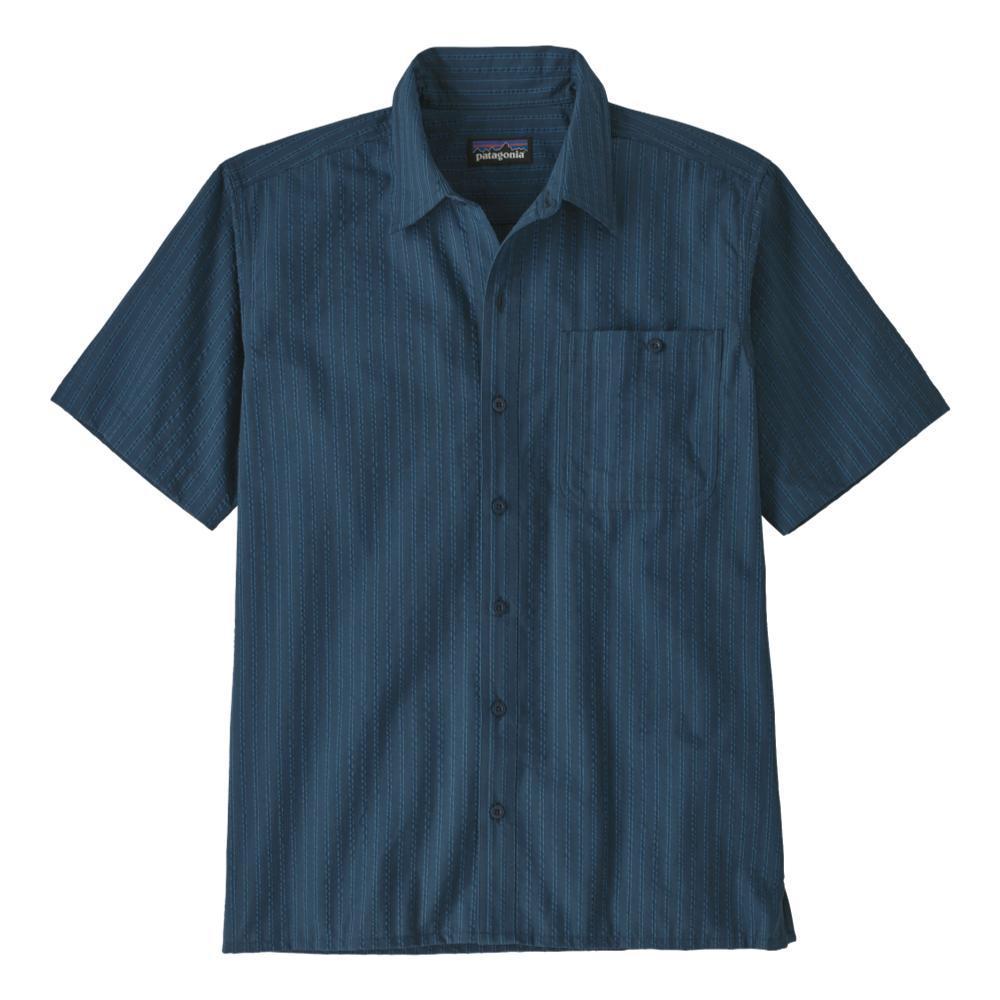 Patagonia Men's Puckerware Shirt STONEBLU_SBST