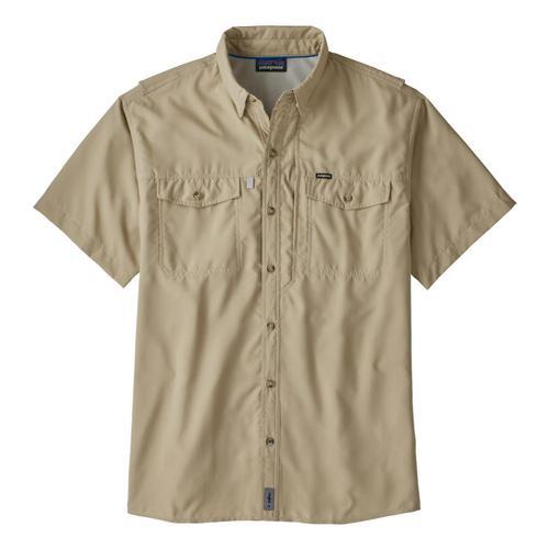 Patagonia Men's Sol Patrol II Shirt Kahki_elkh