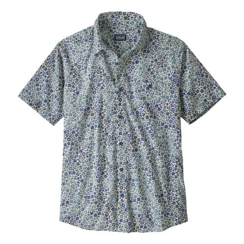 Patagonia Men's Go To Shirt Blue_cobp