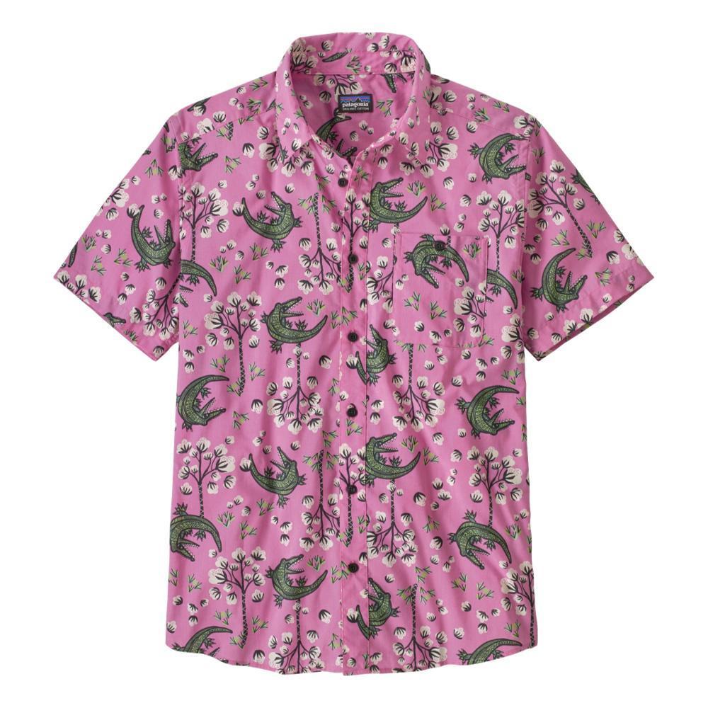 Patagonia Men's Go To Shirt PINK_CGMA