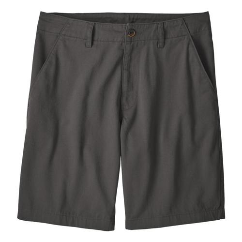 Patagonia Men's Four Canyon Twill Shorts - 10in Grey_fge