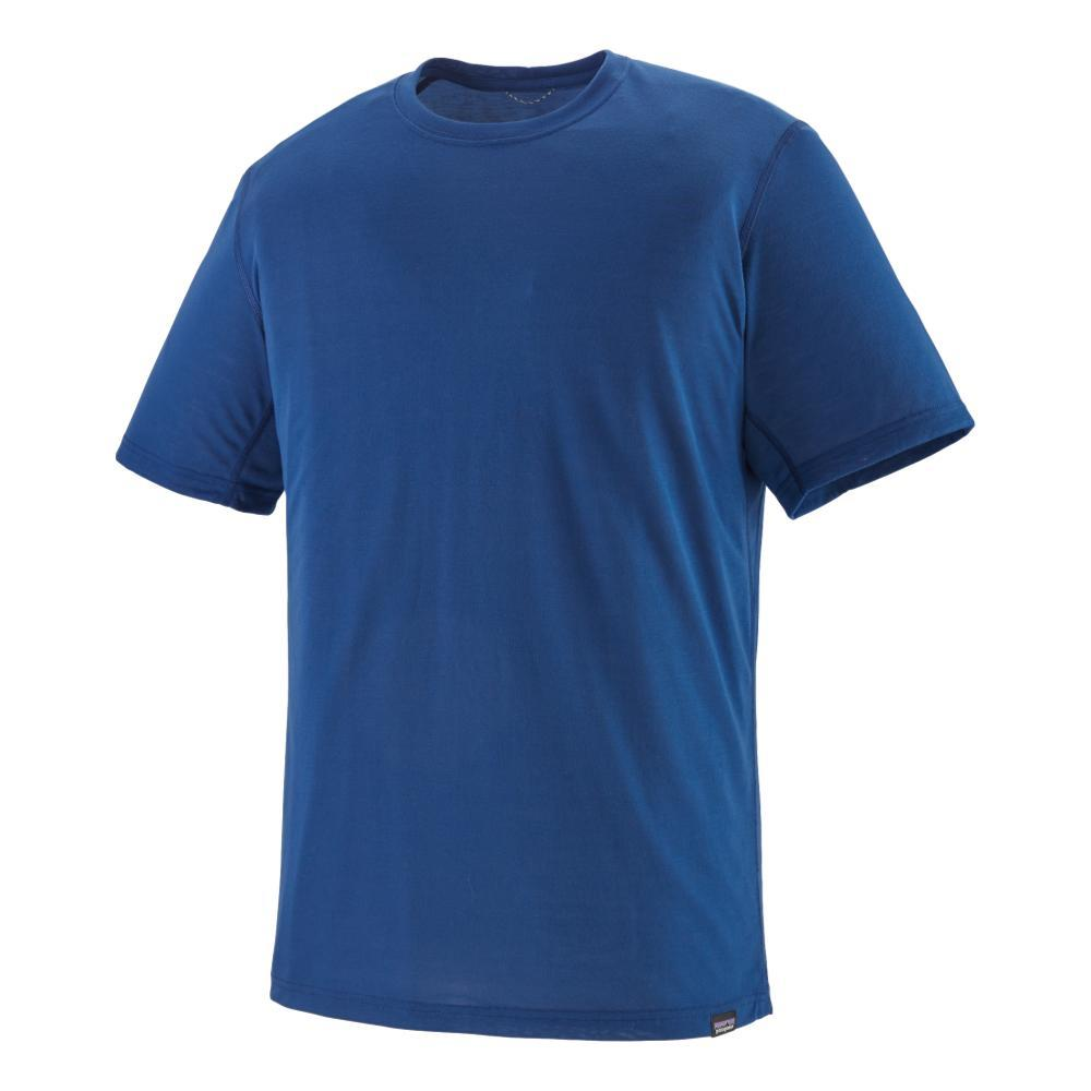 Patagonia Men's Capilene Cool Trail Shirt BLUE_SPRB