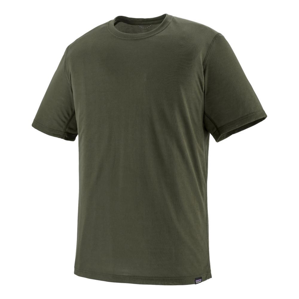 Patagonia Men's Capilene Cool Trail Shirt GREEN_INDG