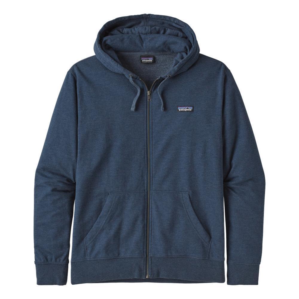 Patagonia Men's P-6 Label Lightweight Full-Zip Hoody BLUE_SNBL
