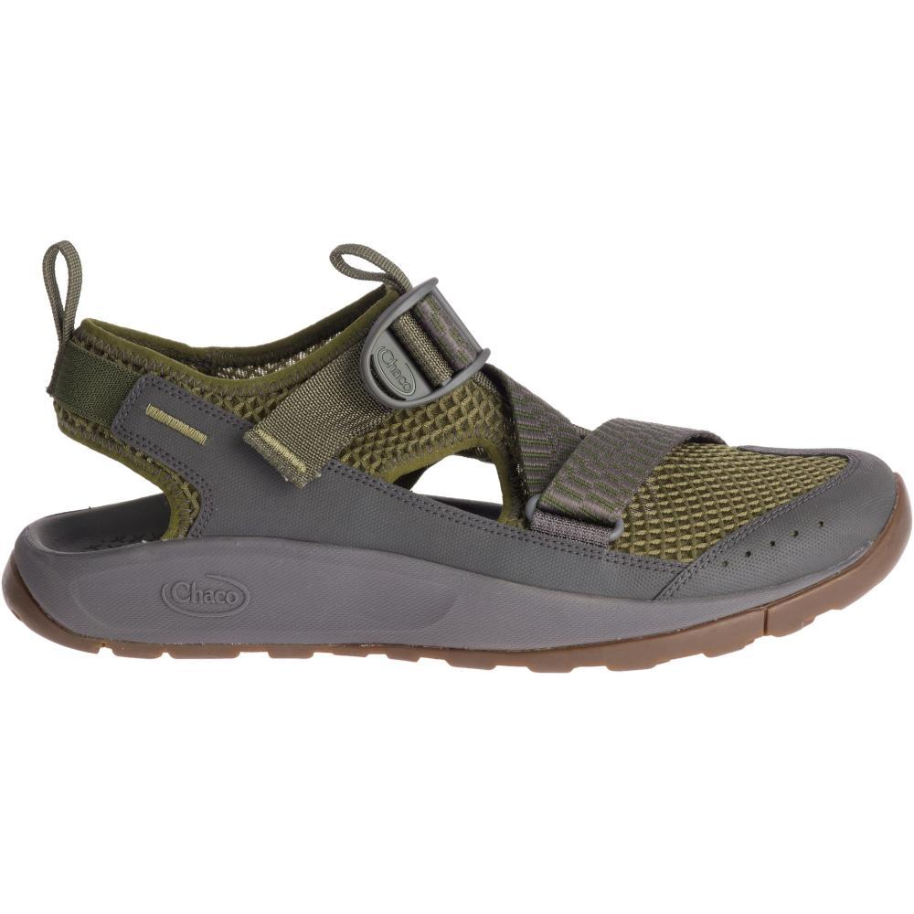 Chaco Men's Odyssey Sandals HUNTRGRN