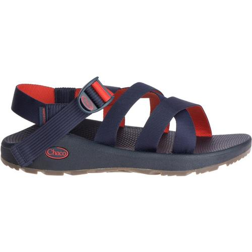 Chaco Men's Banded Z/Cloud Sandals Navy.Red