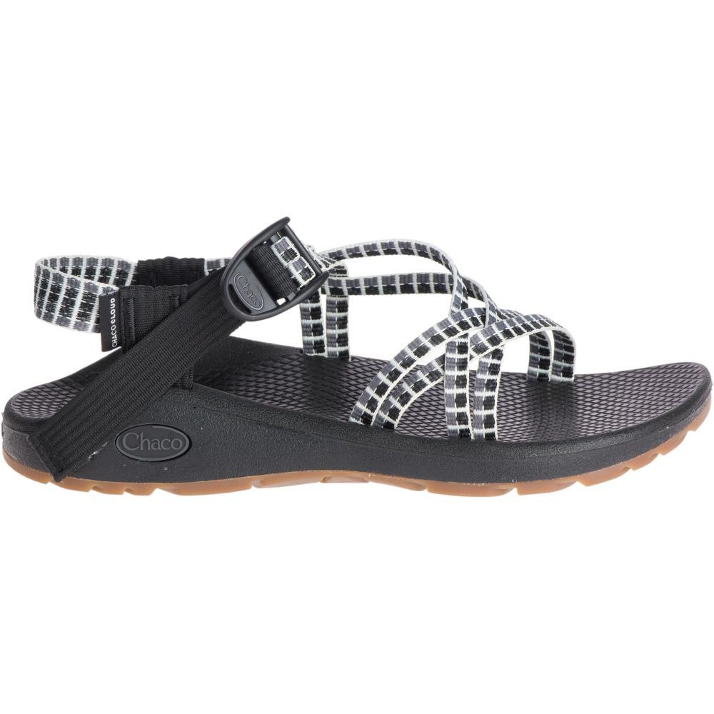 Chaco Women's Z/Cloud X Sandals PANELBLK