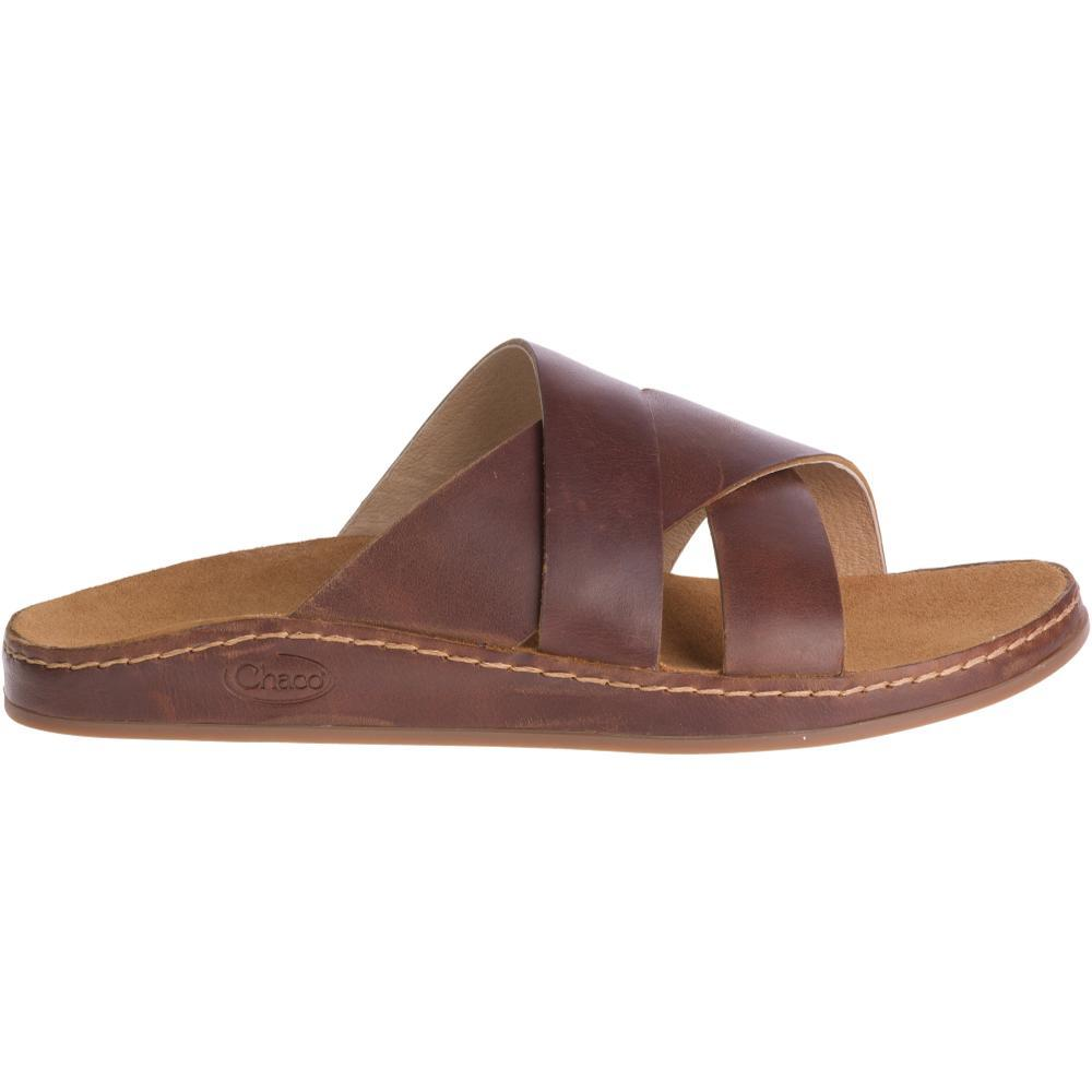 Chaco Women's Wayfarer Slide Sandals TOFFEE