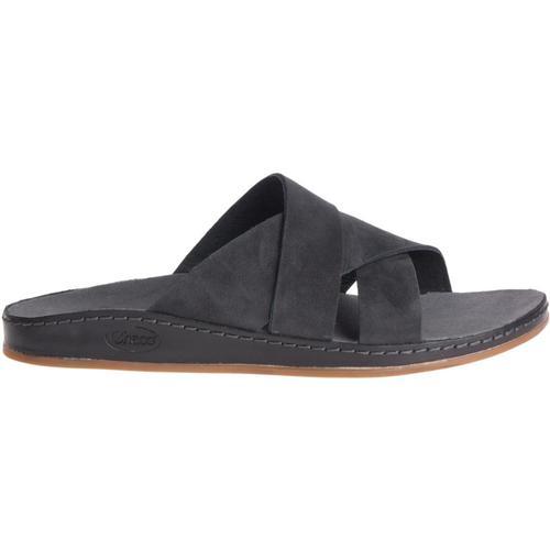 Chaco Women's Wayfarer Slide Sandals Black