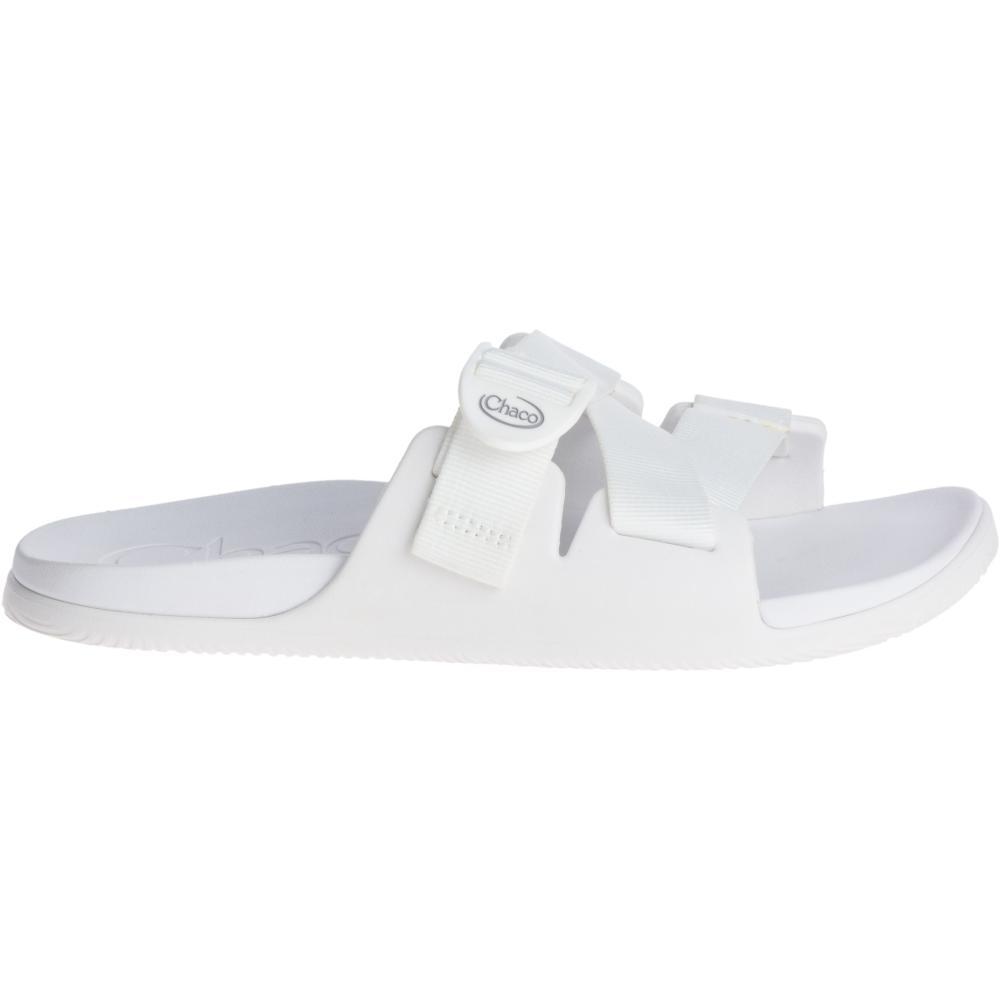 Chaco Women's Chillos Slide Sandals WHITE
