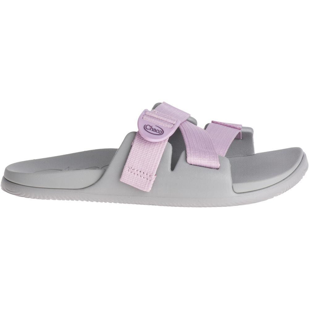 Chaco Women's Chillos Slide Sandals SOLIDMAUVE
