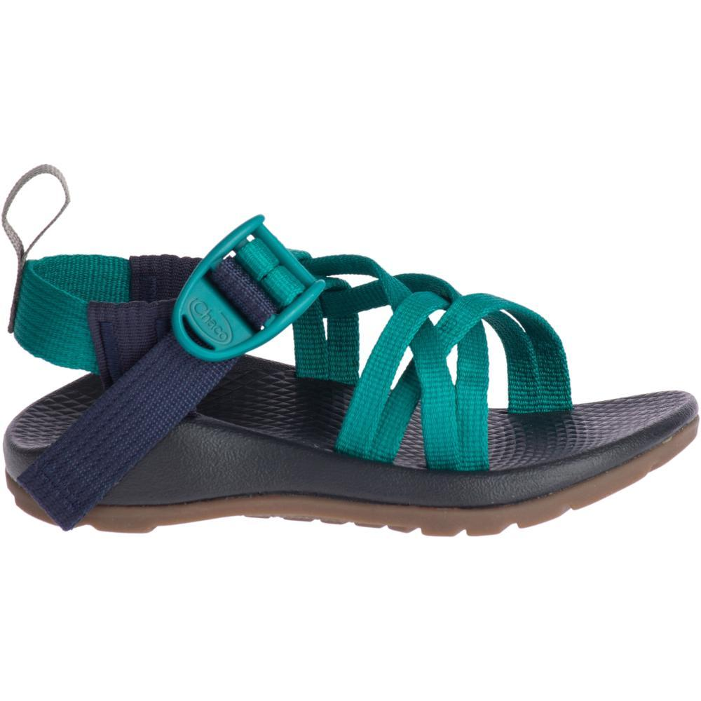 Chaco Kids ZX/1 EcoTread Sandals EVERGLADE