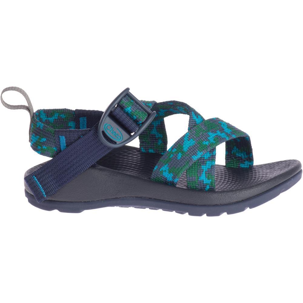 Chaco Kids Z/1 EcoTread Sandals CAMONVY