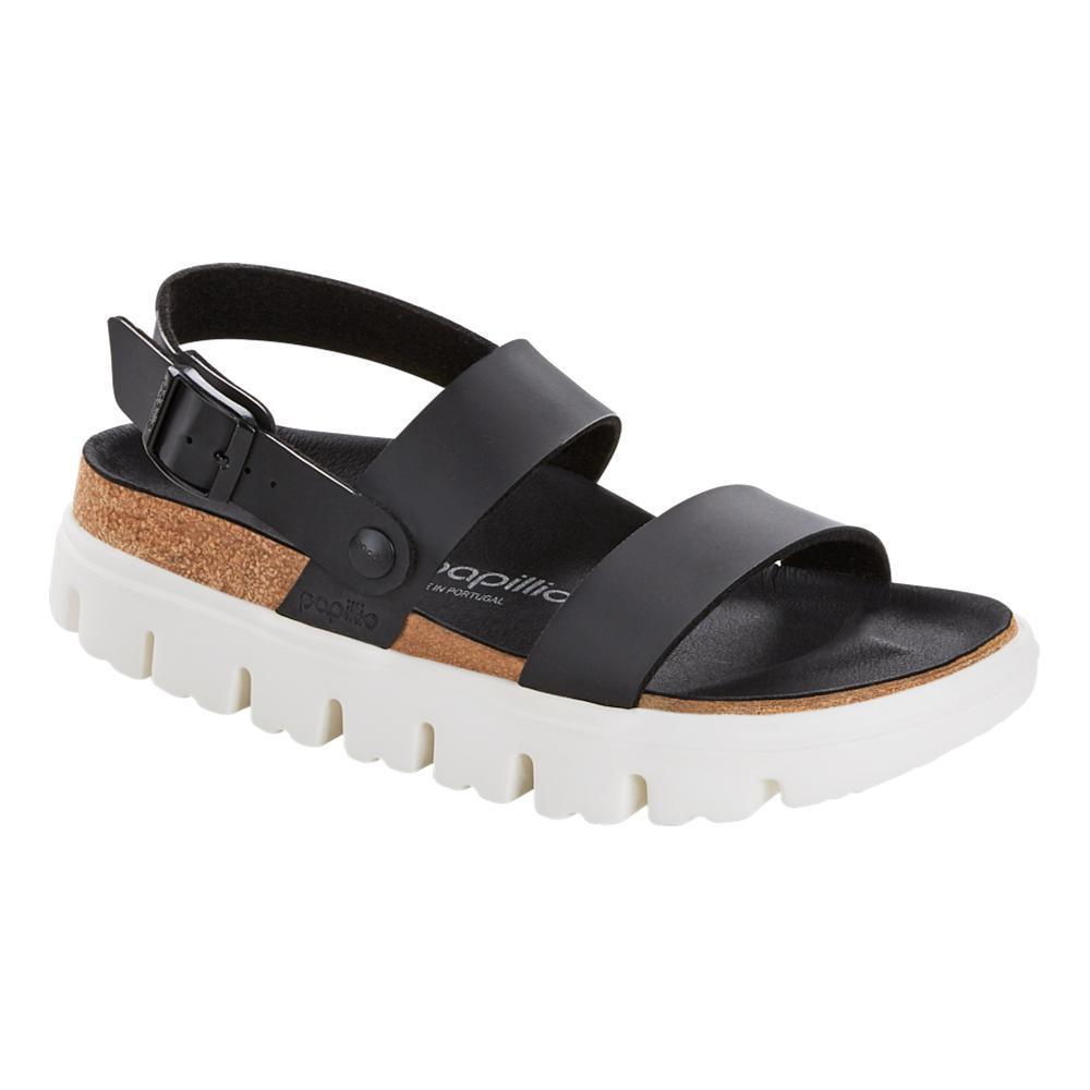 Birkenstock Papillio Women's Cameron Chunky Sandals - Narrow BLK.BRKO