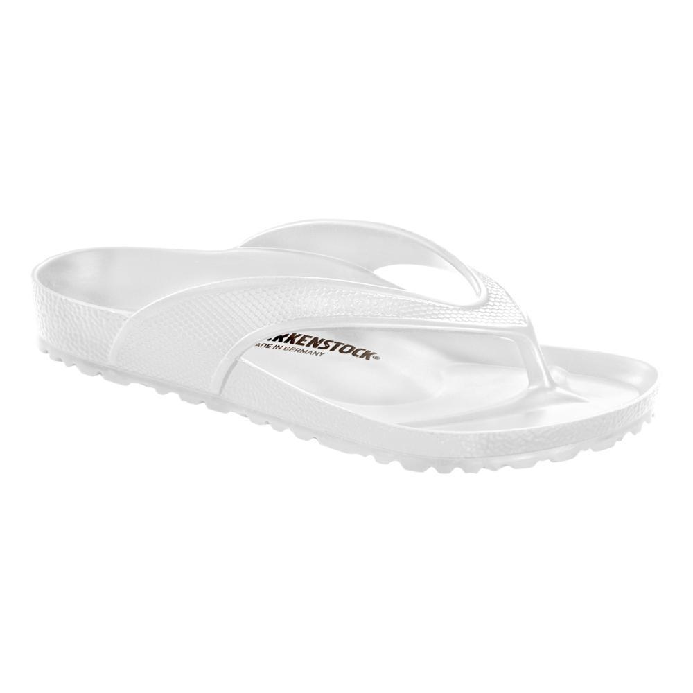 Birkenstock Women's Honolulu EVA Sandals - Regular WHITE