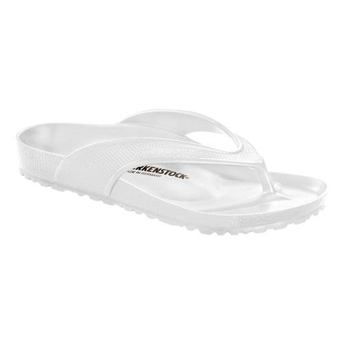 Birkenstock Women's Honolulu EVA Sandals - Regular White