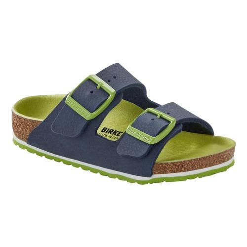 Birkenstock Kids Arizona Birko-Flor Sandals Blugreen