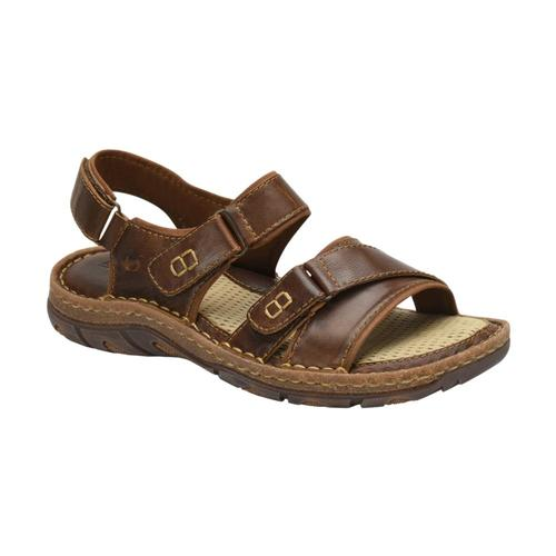 Born Men's Custer Sandals Brown