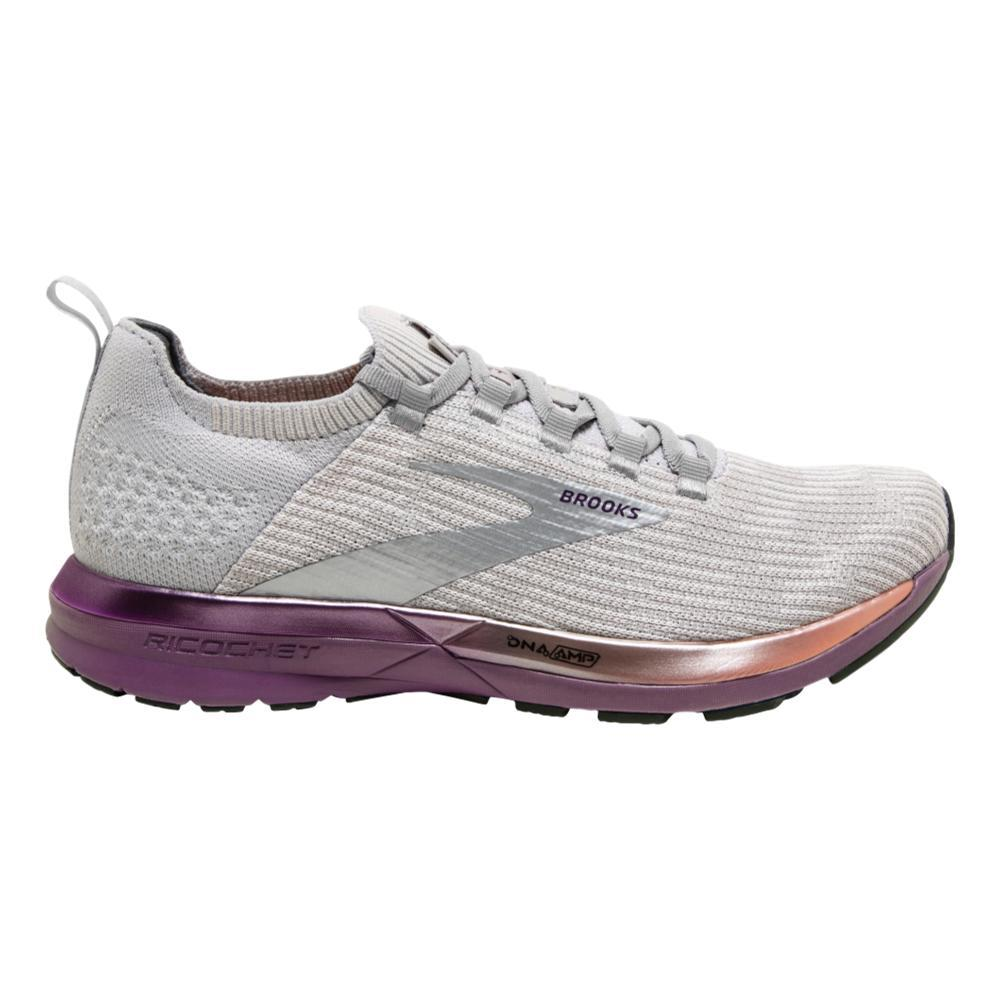 Brooks Women's Ricochet 2 Road Running Shoes GRY.CTL.GRP_026