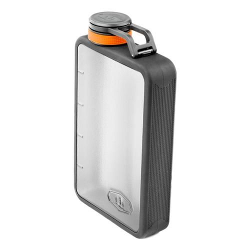 GSI Outdoors Boulder 10 Flask - Graphite Graphite