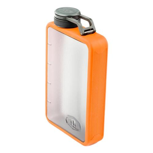 GSI Outdoors Boulder Flask - Orange Orange