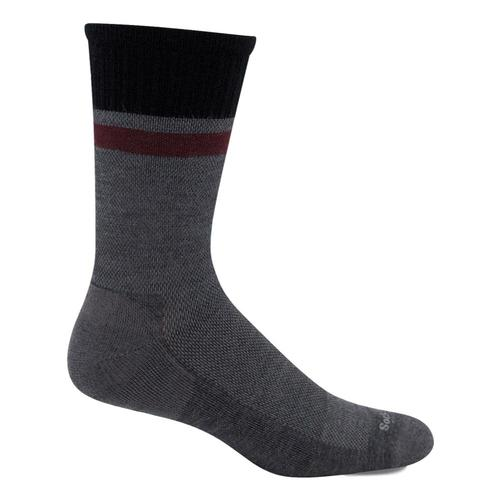 SockWell Men's Foothold Graduated Compression Socks Charco_850