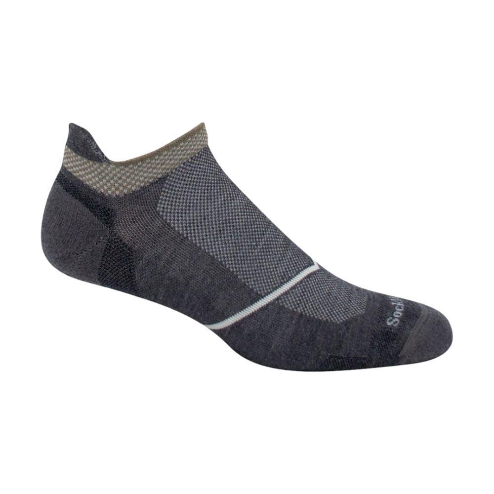 SockWell Men's Pulse Micro Compression Socks CHARCOAL_850