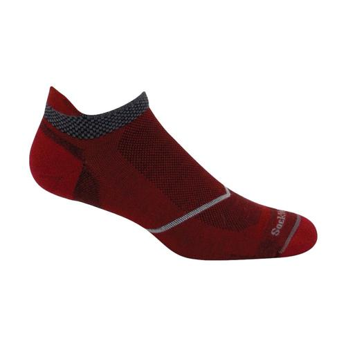 SockWell Men's Pulse Micro Compression Socks Ruby_580