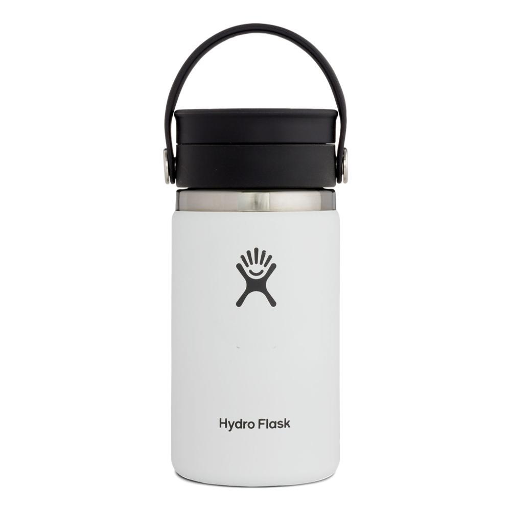 Hydro Flask 12oz Coffee with Flex Sip Lid WHITE