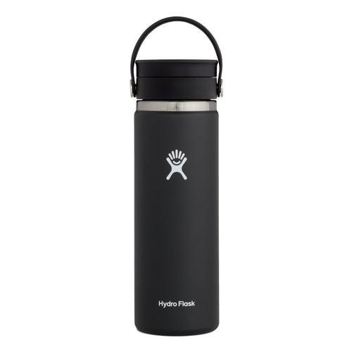 Hydro Flask 20oz Wide Mouth Water Bottle Black