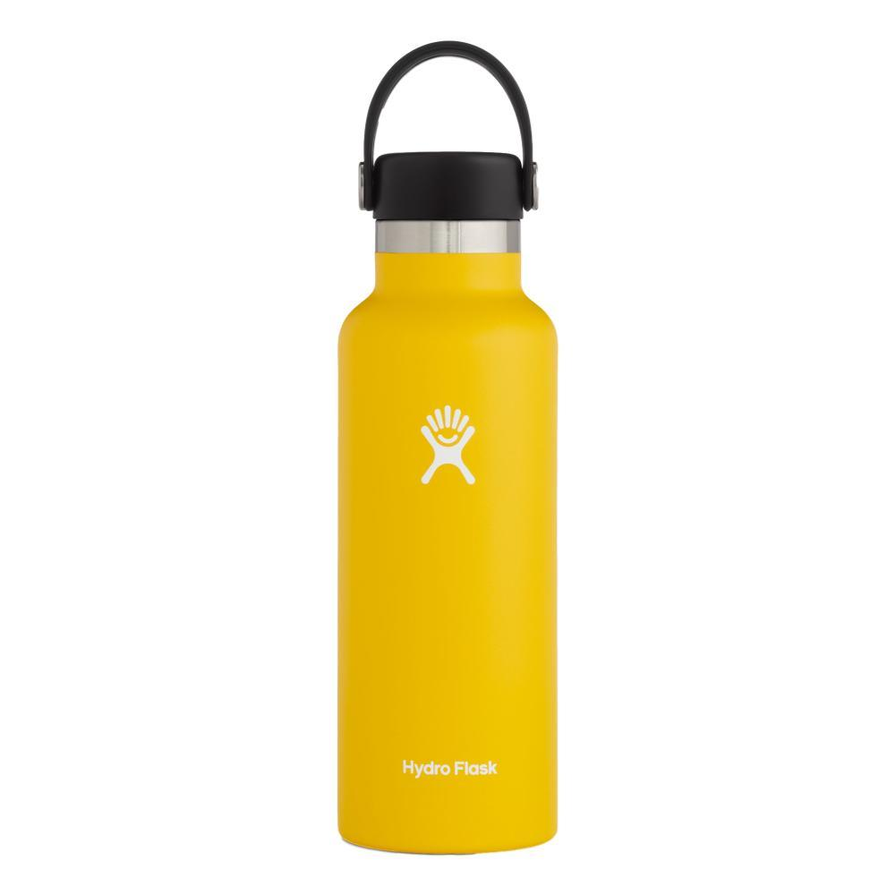 Hydro Flask 18oz Standard Mouth - Flex Cap SUNFLOWER