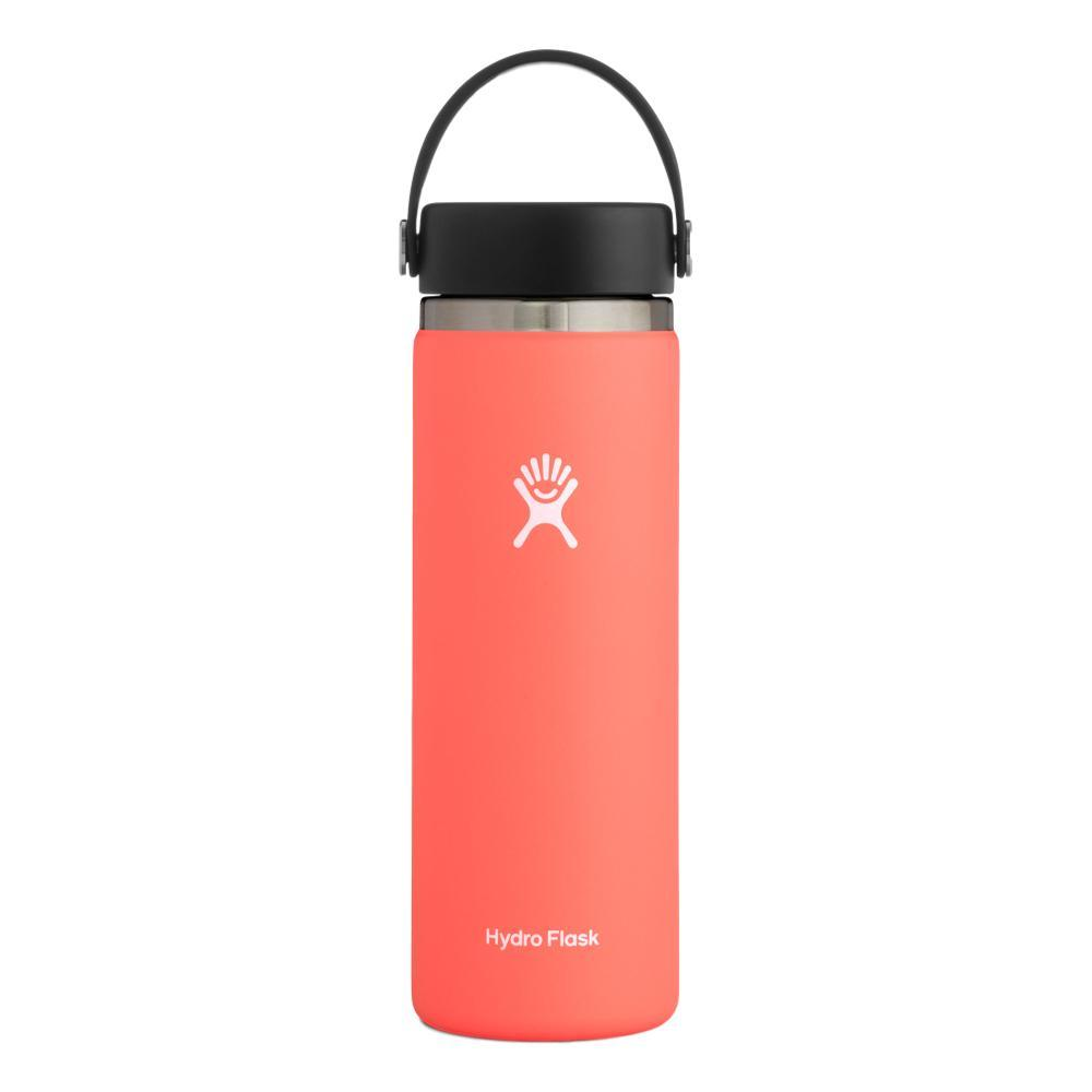 Hydro Flask 20oz Wide Mouth Bottle - Flex Cap HIBISCUS