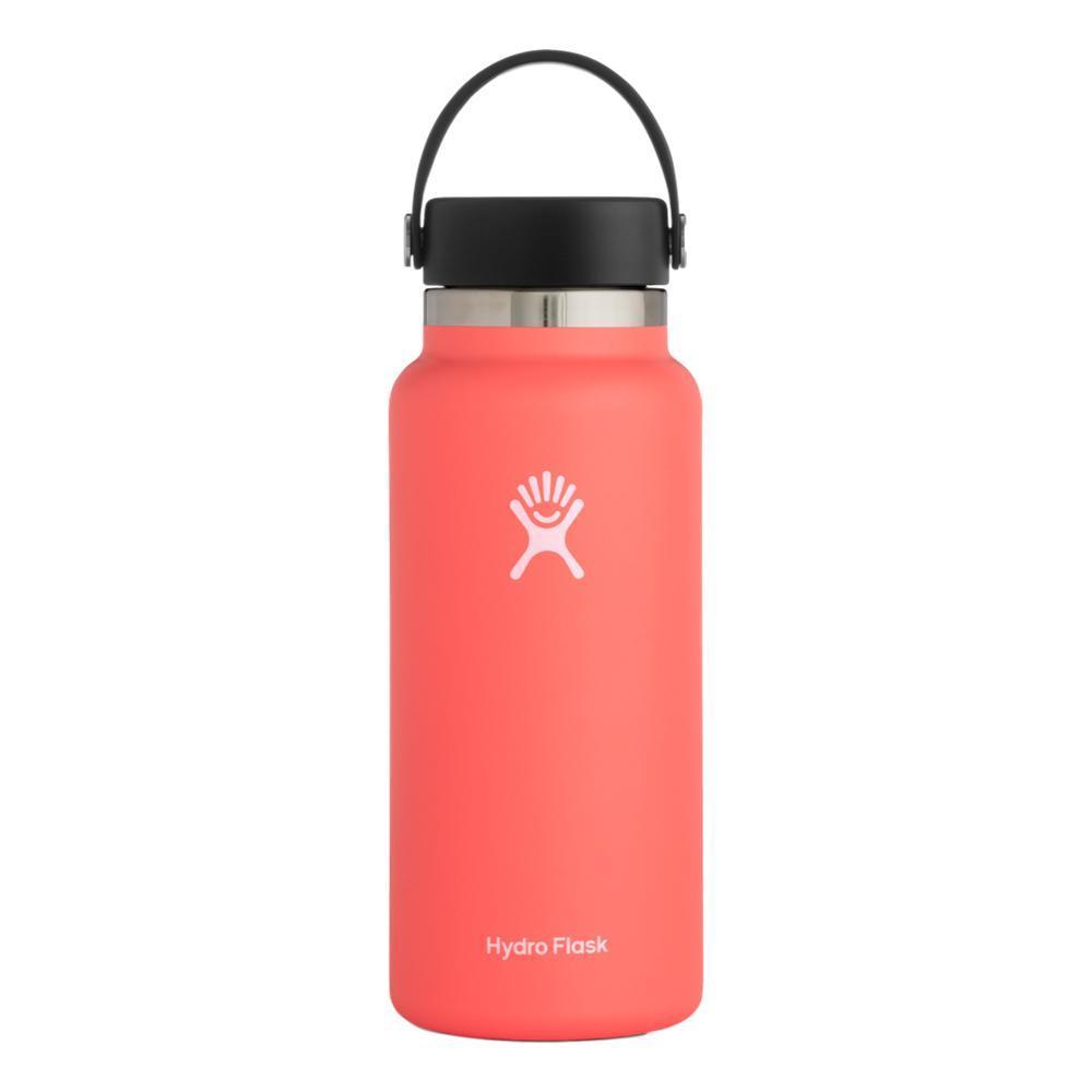 Hydro Flask 32oz Wide Mouth Bottle - Flex Cap HIBISCUS