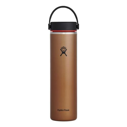 Hydro Flask 24oz Lightweight Wide Mouth Trail Series Bottle Clay