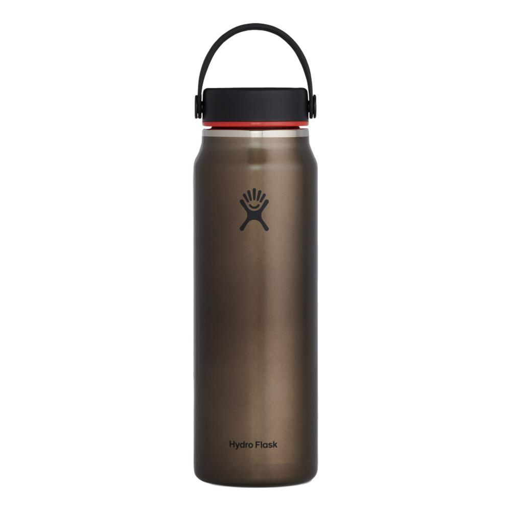 Hydro Flask 32oz Lightweight Wide Mouth Trail Series Bottle OBSIDIAN