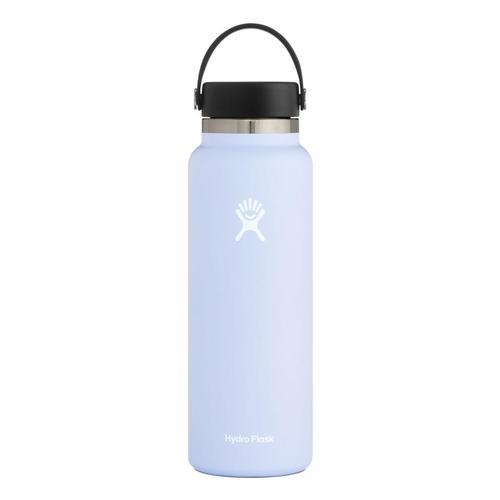 Hydro Flask 40oz Wide Mouth - Flex Cap Fog