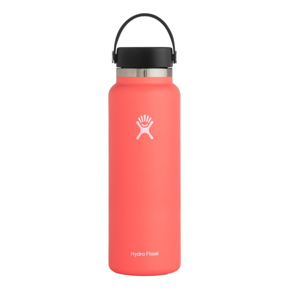 Hydro Flask 40oz Wide Mouth - Flex Cap HIBISCUS