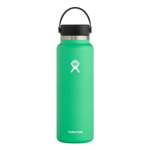 Hydro Flask 40oz Wide Mouth - Flex Cap Spearmint