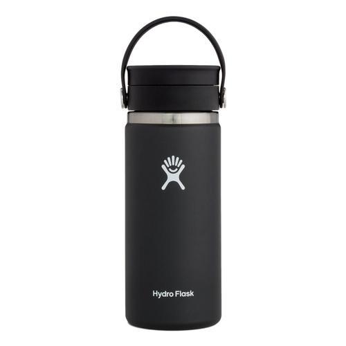 Hydro Flask 16oz Coffee with Flex Sip Lid Black