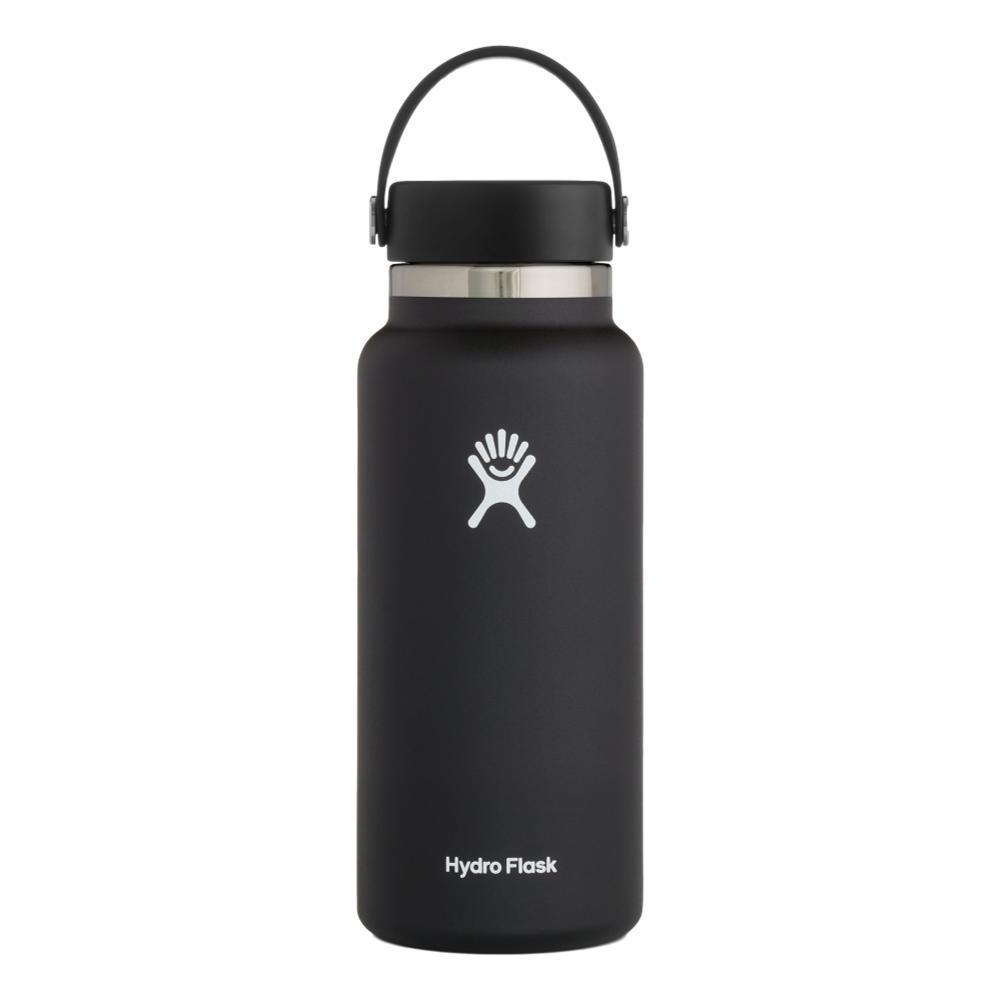 Hydro Flask 32oz Wide Mouth - Flex Cap BLACK