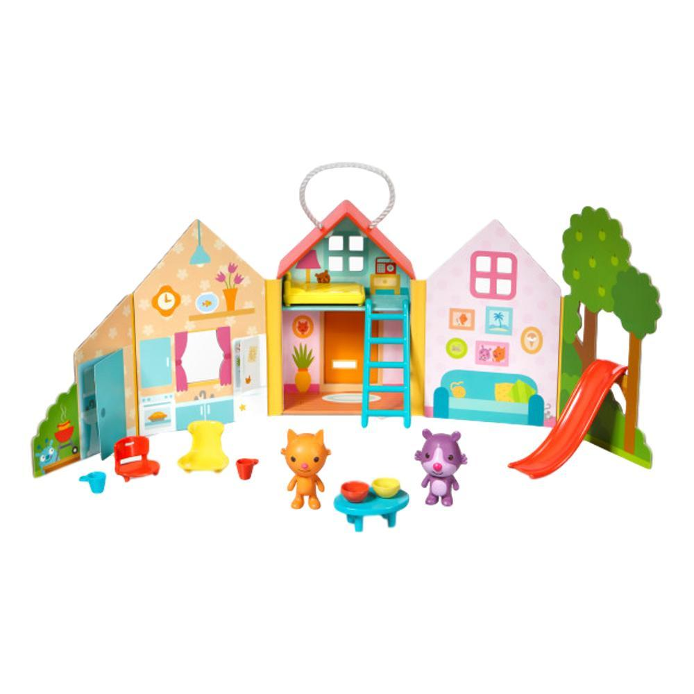 Sago Mini Portable Playset : Jinja's House