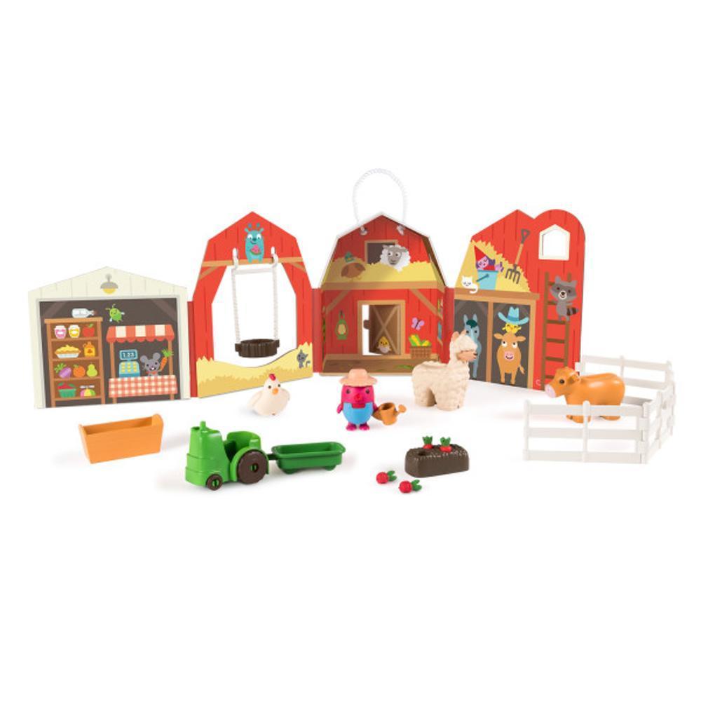 Sago Mini Portable Playset : Robin's Farm