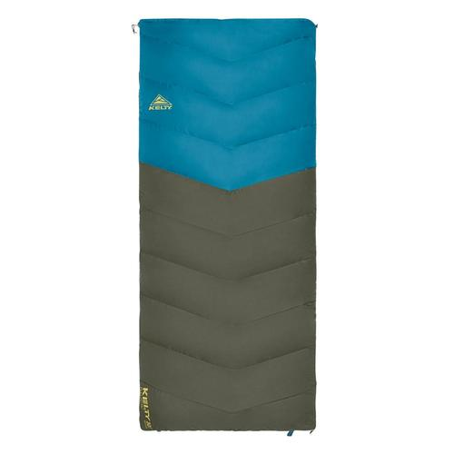 Kelty Galactic 30 Sleeping Bag - Long Peat_dp.Teal