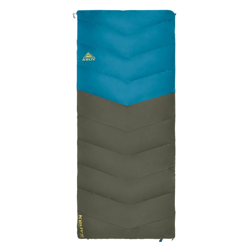 Kelty Galactic 30 Sleeping Bag - Regular PEAT_DP.TEAL
