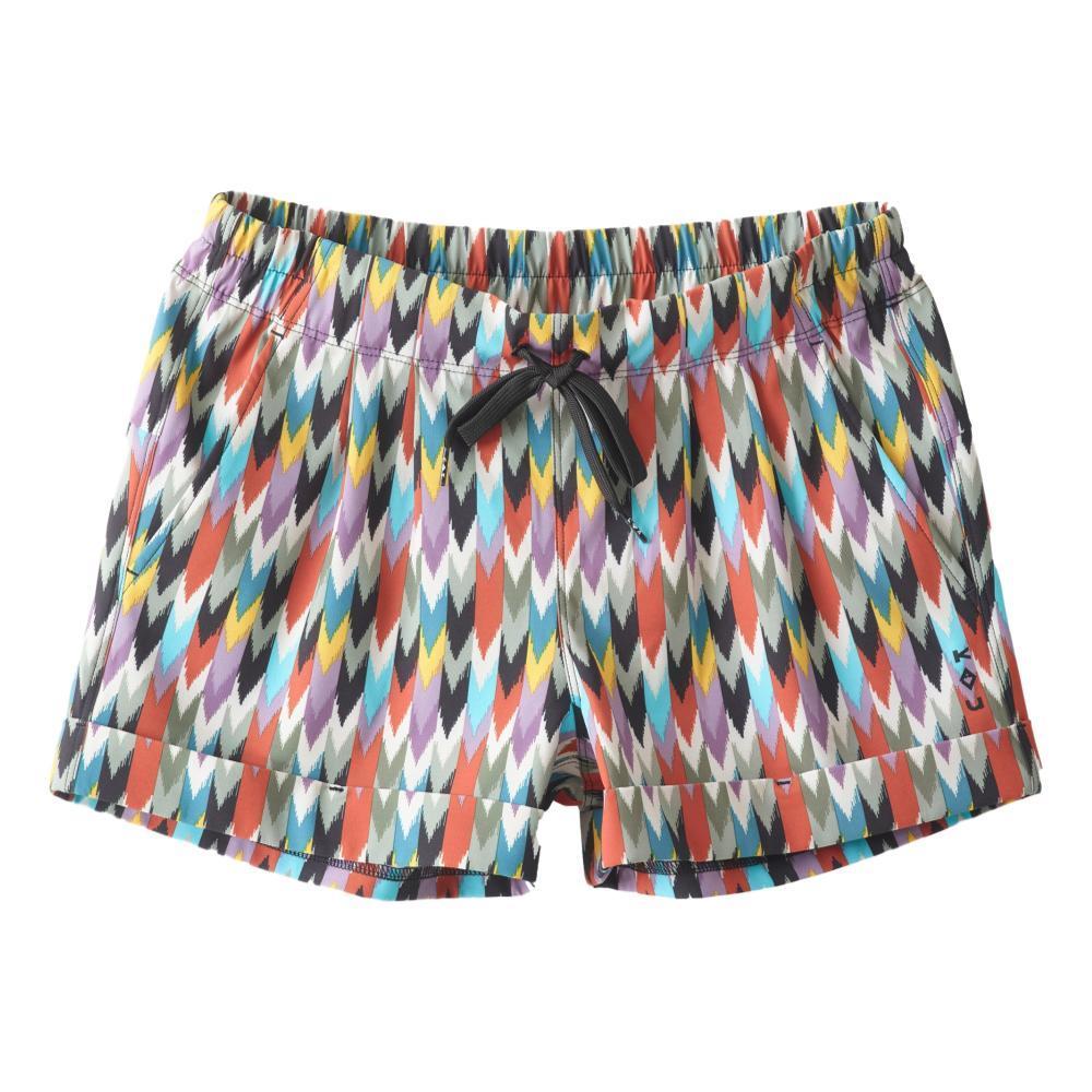 KAVU Women's Tepic Shorts SWPALETTE_1106